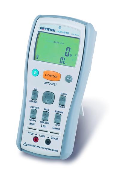 LCR-mittari GW Instek LCR-900-sarja