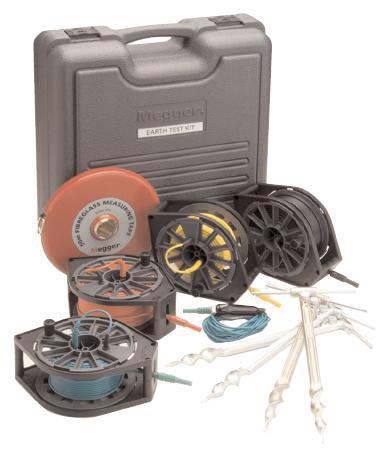 Maavastusmittarien lisävarusteet