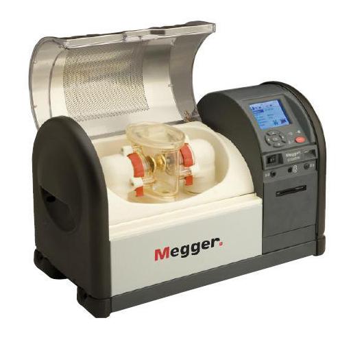 Läpilyöntitesteri Megger OTS60PB