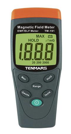 Magnetvälja mõõtja Tenmars TM-191