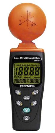 RF-välja mõõtja Tenmars TM-195RF