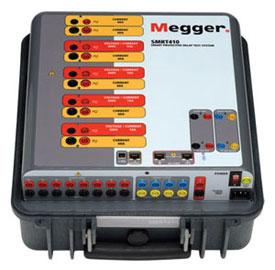 Releetester Megger SMRT410