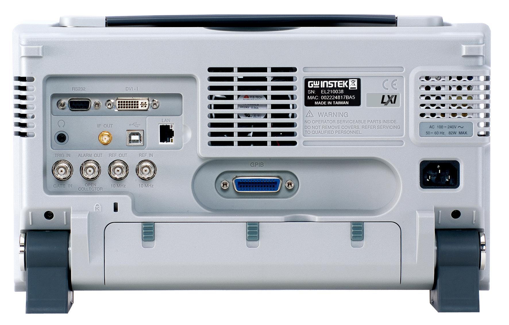 Spektrianalüsaator GW Instek GSP-930