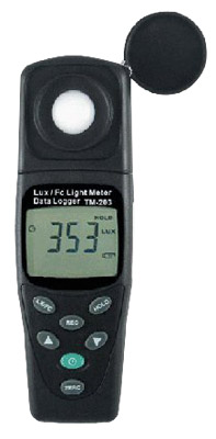 Lux-meeter Tenmars TM-203