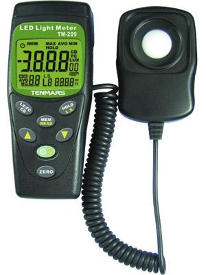 LED lux-meeter Tenmars TM-209