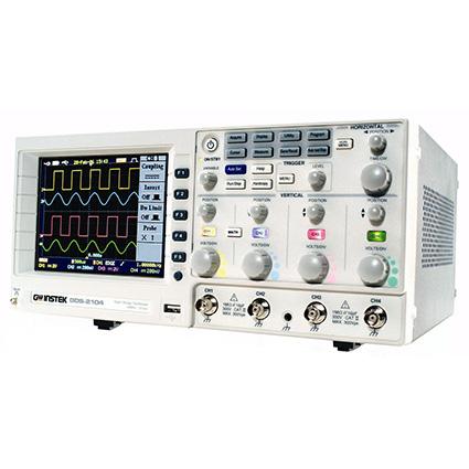 Ostsilloskoop, GW Instek GDS-2000-seeria