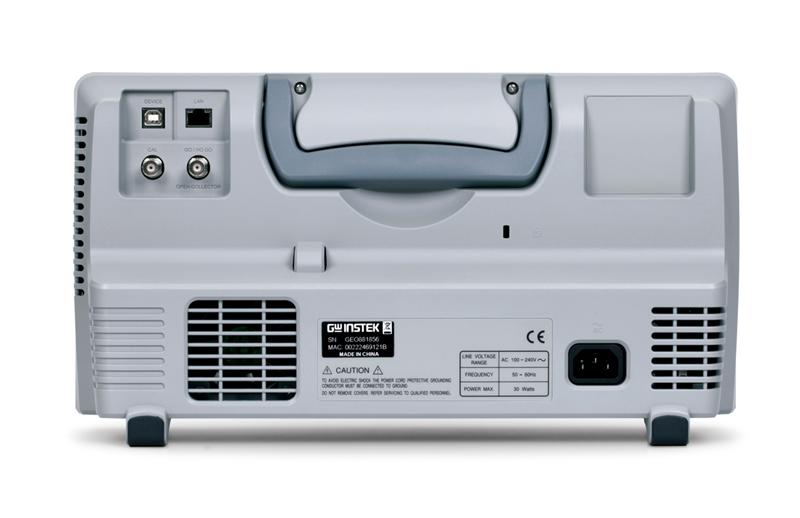 Ostsilloskoop, GW Instek GDS-2000E-seeria