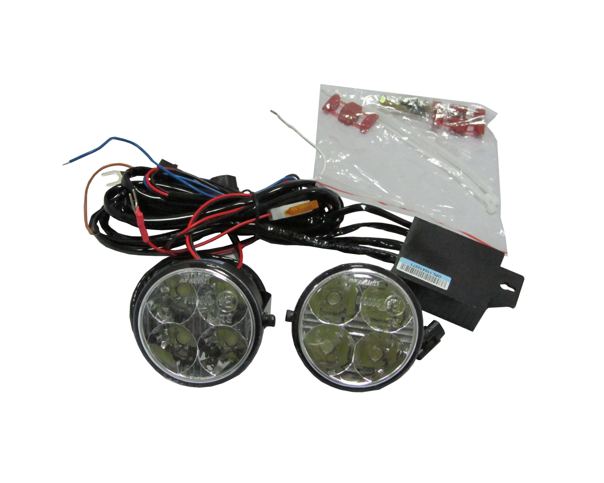 LED-valgustus autodele