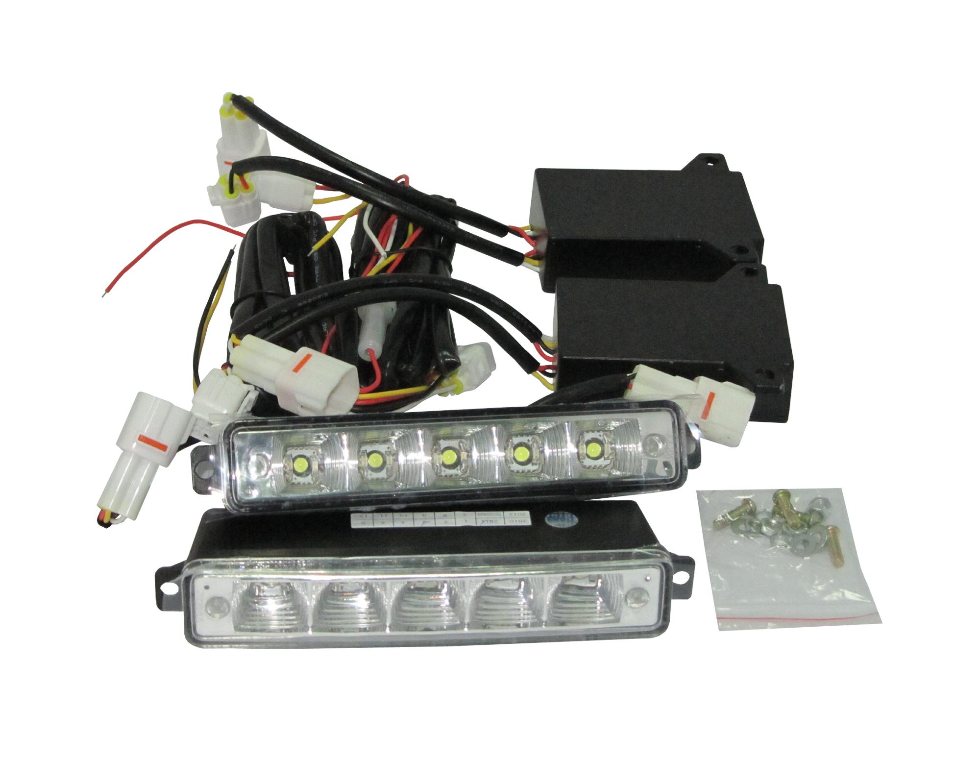 LED-päevasõidutuled