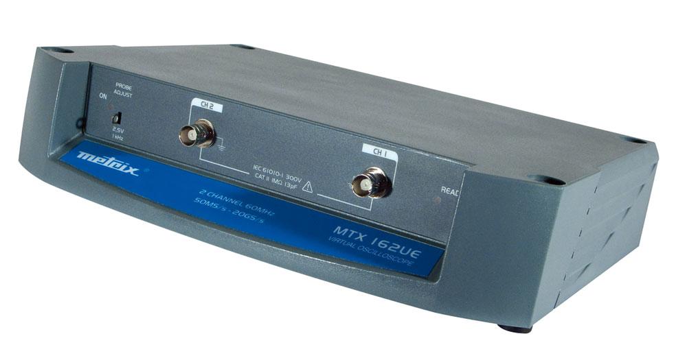 PC-ostsilloskoobid, Metrix MTX-seeria
