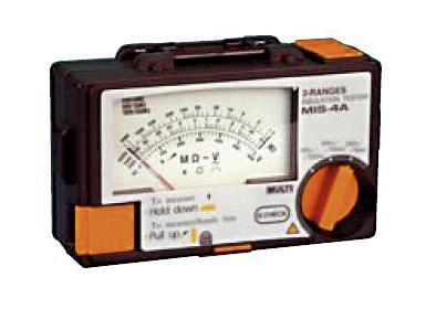 Analoogskaalaga isolatsioontakistuse mõõtja Multi MIS-4A