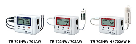 TR-700W-seeria logerid, TandD