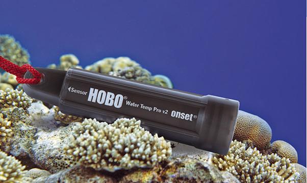 Veetemperatuuri loger HOBO, Onset