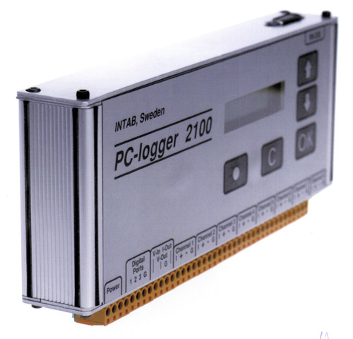 PC-loger Intab 2100