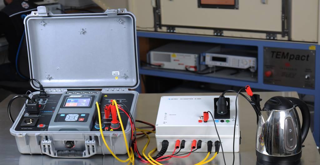 Konetesteri Metrel MI-3394