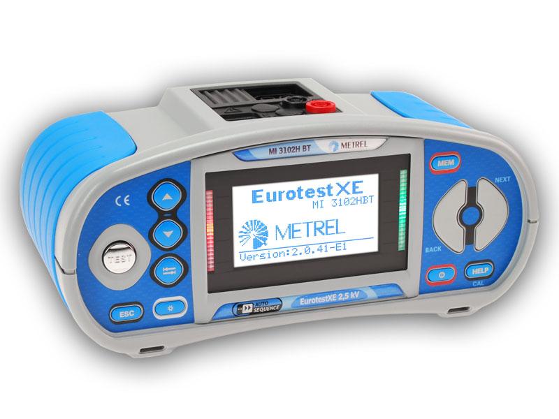 Elektripaigaldise tester Metrel MI-3102BT