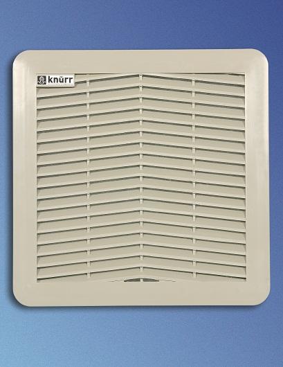 Filtriga ventilaator