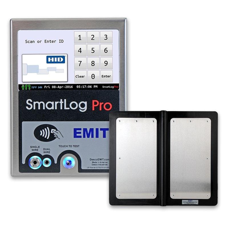 Ranneke- ja jalkinetesteri SmartLog Pro