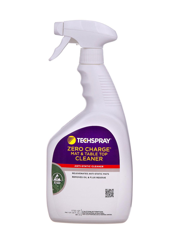 ESD lauamattide ja -pindade puhastusaine