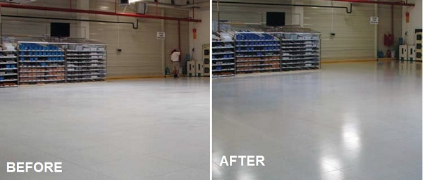 Dr. Schutz ESD põrandate taastamine