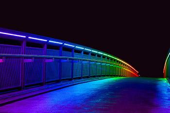 Led-tuotteiden RGB-ohjaimet