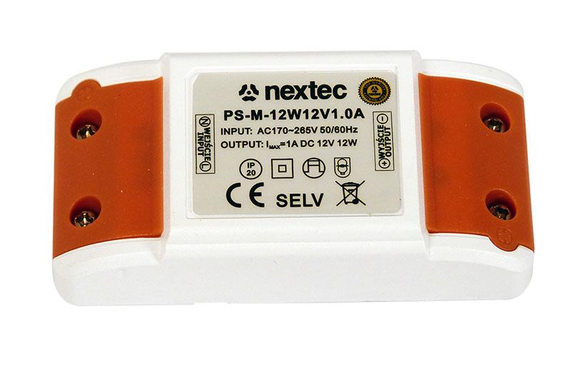 Nextec-teholähteet