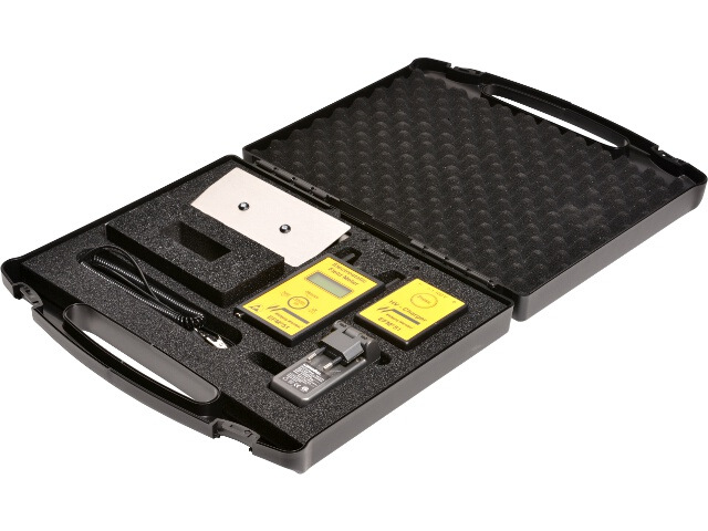 Varausanalysaattori EFM51+CPS