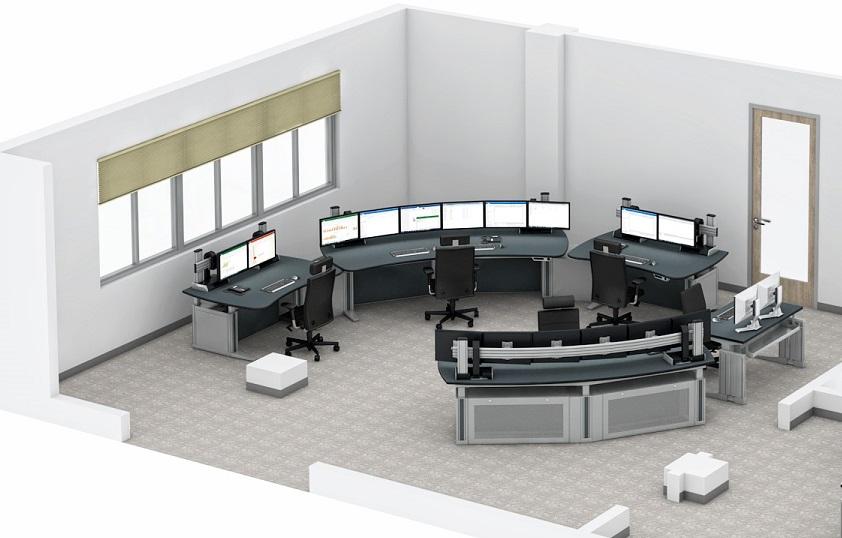 Ergocon sähkösäätöpöytä