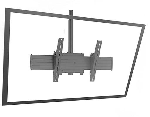 "Kattoteline 30""-55"" monitorille (max. VESA 400×400)"