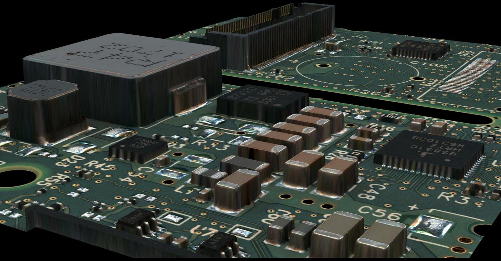 Mycronic Vi Technology SPI-pastakontroll