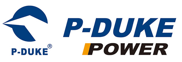 P-Duke DC-DC-muuntimet piirikortille