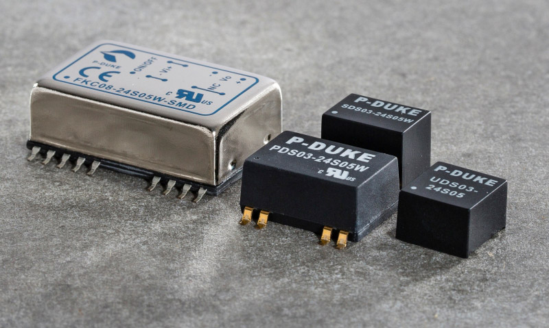 SMD Type (1-15W) DC-DC Converters
