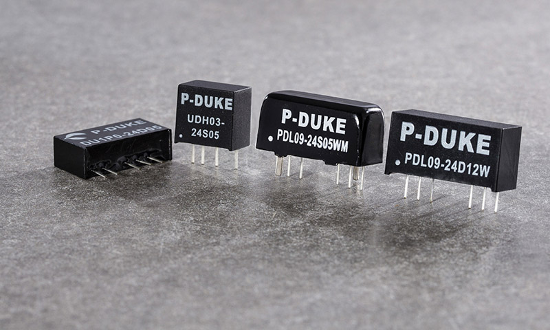 SIP Type (1-9W) DC-DC Converters