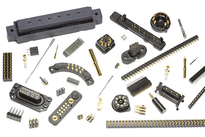 Spring-loaded connectors / POGO PIN Connectors