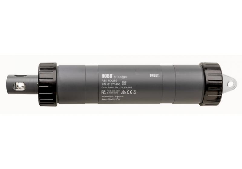 Dataloggeri Onset HOBO MX2501 Bluetooth pH ja lämpötila