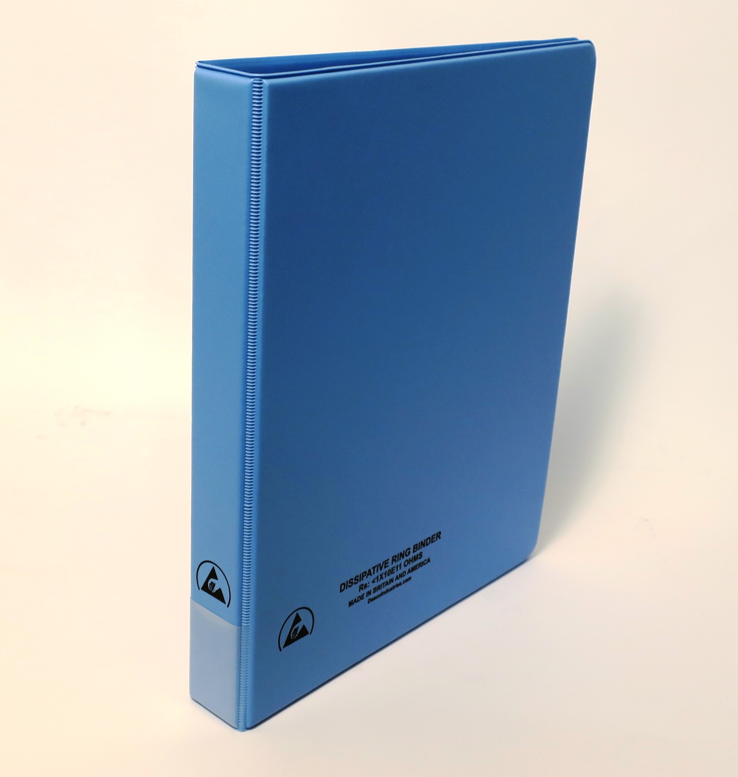 ESD ring binder A4/4 rings/50mm