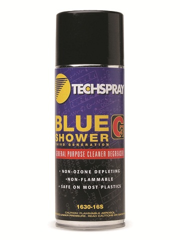 Blue Shower G3