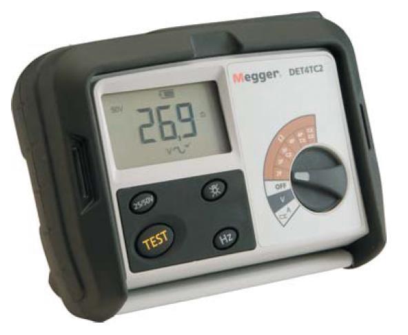 1000-345, Earth tester,Basic kit