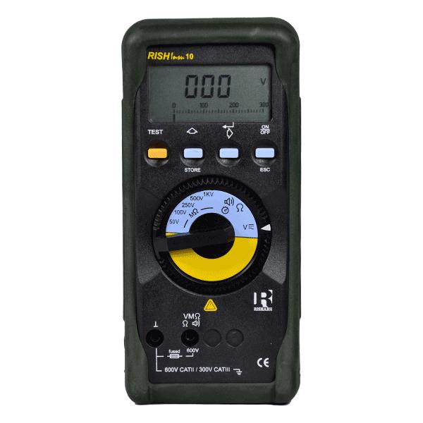 Rish Insulation tester 50-1000V