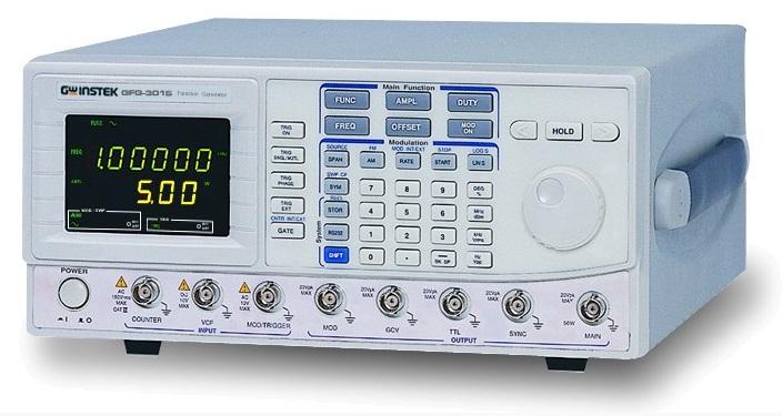 ARB Function Generator 15 MHz