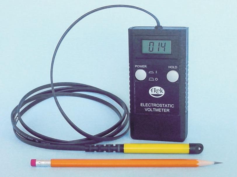 Trek Electrostatic Voltmeter +/-2kV