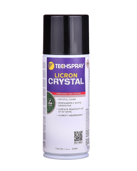 Licron Crystal Permanent ESD spray