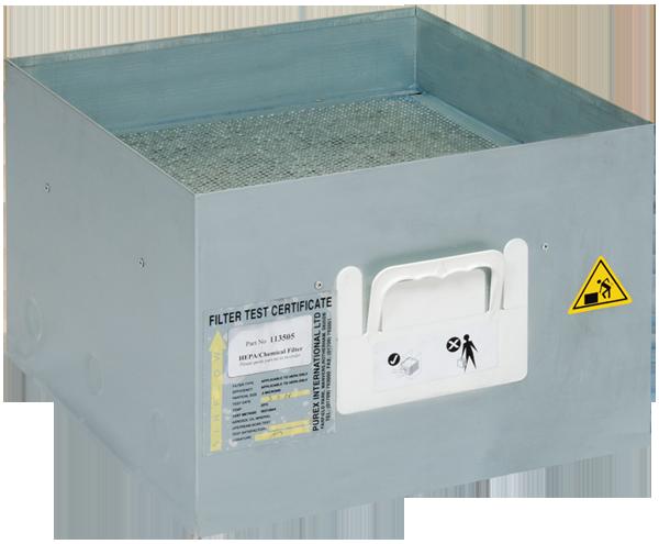 Filter Main AMK3 Hepa/Chemical SP