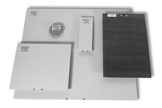 Heat flow plate model 117