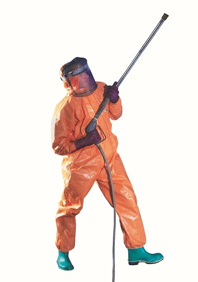 KLEENGUARD* A80 Coverall / L