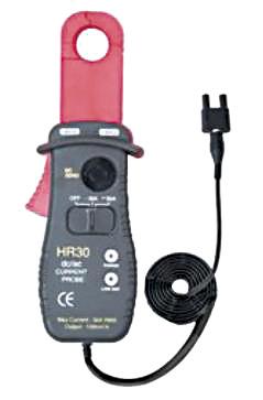 DC/AC mA current probe