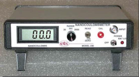 ETS Nanocolumbmeter
