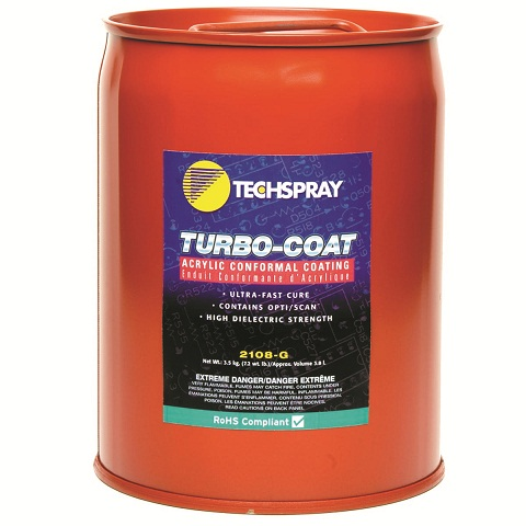 Turbo-Coat (1 G) Acrylic Coating
