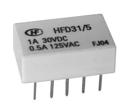 Relay 5VDC 2C 30VDC/1A