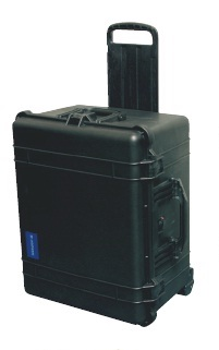 Carrying Case, with weels